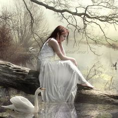 Tears in the Water... by Aeternum-Art.deviantart.com on @deviantART