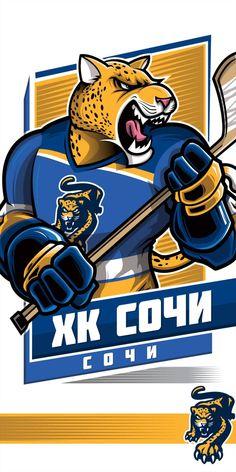HC Sochi #KHL Boys Basketball Room, Kontinental Hockey League, Nfl, Hockey World, Hockey Logos, Sports Art, Sports Logos, Art Logo, Cool Art