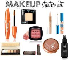 Makeup Starter Kit (and makeup brushes) under $90!
