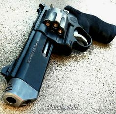 Smith and Wesson 627