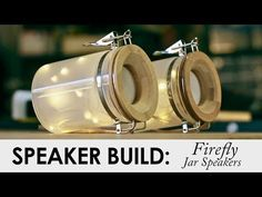 I build all sorts of speakers, from simple to technical, but one thing most of them have in common is some sort of woodworking. I realize not everyone has big... Diy Bluetooth Speaker Kit, Diy Speaker Kits, Bluetooth Gadgets, Diy Speakers, Built In Speakers, Portable Speakers, Speaker System, Fireflies In A Jar, Electrical Projects