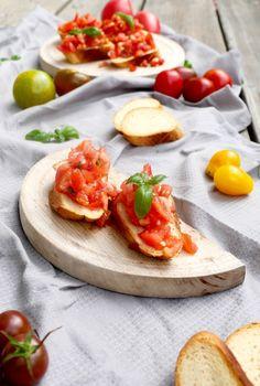 P1020784 Vegans, Bruschetta, Ethnic Recipes, Food, Vegan Recipes, Koken, Food Food, Meals