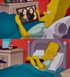 I'm 60 years old , camila and Lauren are married to different people and I'm like :
