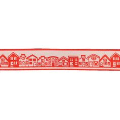 Lint - Rode Huizen
