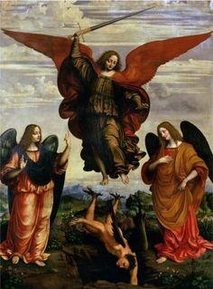 Catholic News World : Novena to Archangels - SHARE this Prayer - St. Michael - St. Gabriel - St. Raphael