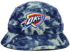 quality design 05296 dbe22 NBA Oklahoma City Thunder Denim Bucket Hats Fisherman Caps! Only  8.90USD