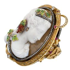 Cameos: history is back in fashion | The Jewellery Editor
