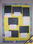 Constellations Bulletin Board - Students can really share their creative side with this activity. Learn about the various stories that surround the formation of the various constellations in our solar system. http://bulletinboards.theteacherscorner.net/monthly/may/