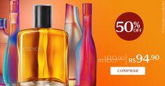 20 Fragrâncias Campeãs com Preços de Arrasar! Válido até 12/mar | Painel
