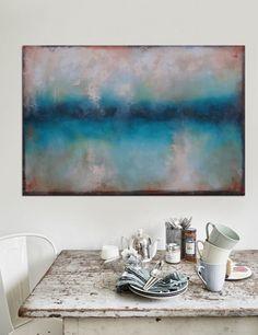 Custom order Francetta (90 x 60 cm) (2017) Acrylic painting by Dee Brown   Artfinder