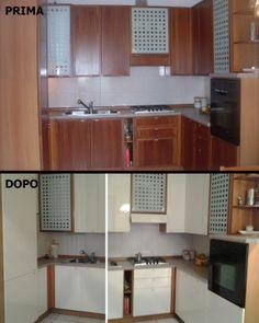 antarei rinnovo cucine (antarei) on pinterest - Rinnovare Ante Cucina
