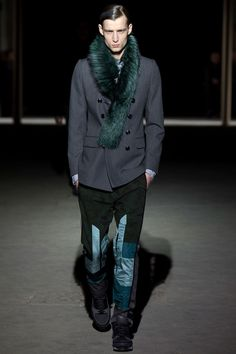 #DriesVanNoten, #AW14, #menswear, #fashion, #runway JeanPierreBua.com