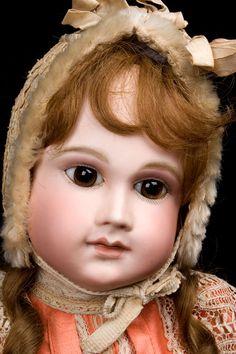 Bebe antique french doll by Schmitt
