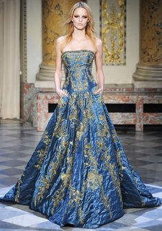 Zuhair Murad Haute Couture Spring Summer 2010 Collection 2/2