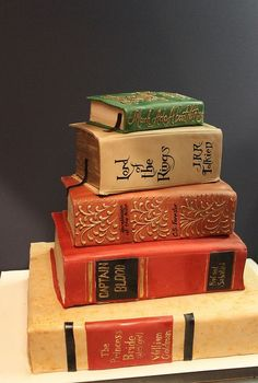 librarian cake - Google Search