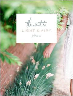 the secret to light and airy photos Plus a free Lightroom Preset Wedding Photography Tips, Photography Lessons, Outdoor Photography, Book Photography, Photography Business, Photography Tutorials, Light Photography, Digital Photography, Amazing Photography