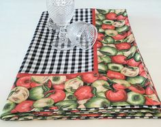 Pot Holders, Apron, Patches, Quilts, Rose, Table, Manual, Towel Crafts, Custom Tablecloths