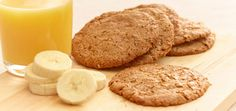 Almond and Flax Breakfast Cookies