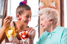 Alzheimer's Care in Atlanta GA: August is Happiness Happens Month and it's a good reminder that being happy is about being…
