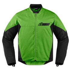 Icon Konflict Jacket - Green