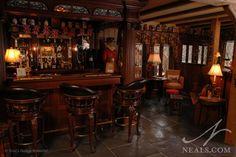Our Best English Pub Project  #nealsdesign  www.neals.com