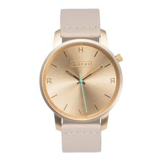 Tyrfing Champagne Gold & Nude Pink Strap