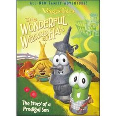 Veggie Tales: The Wonderful Wizard Of Ha's (Full Frame)  100 OF THESE