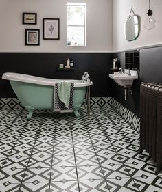 Brixton Tile Loft Bathroom Bathroom Interior Master Bathroom Beautiful Bathrooms Dream Bathrooms