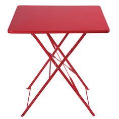Red table - Guinguette