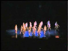 """Эстрадный балет """"Апельсин"""" - """"Мне бы в небо"""""""