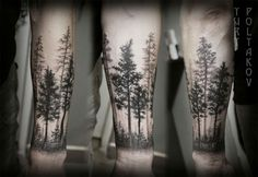 Forearm 3 tattoo