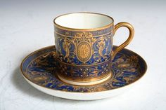 Tiffany & Co Royal Worchester Cup & Saucer   .....................................Please save this pin.   ............................................................. Click on this link!.. http://www.ebay.com/usr/prestige_online