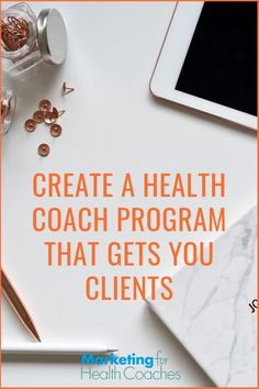 One key to signing on more clients is having clarity about the health coach program you offer. But what if you don& know what to offer? The post Create a Health Coach Program That Gets You Clients appeared first on Trendy. Nutribullet, Life Coach Certification, How To Get Clients, Circulation Sanguine, Leadership Development, Personal Development, Online Coaching, Program Management, Loosing Weight