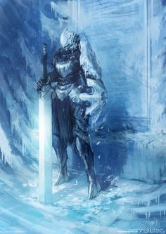 Tomb Guardian by Ishutani.deviantart.com on @deviantART