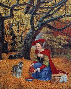 """Flippant Benevolence"" by ""Absurdist"" artist Michael Cheval - Park West Gallery Surrealism Painting, Pop Surrealism, Art Paintings For Sale, Max Ernst, West Art, Floral Artwork, Art Icon, Autumn Art, Ship Art"