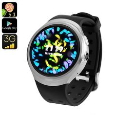 Android smart watch is your personal trainer, assistant and photographer all rolled into one Make and take calls direct from your wrist over Google Play, Quad, Android Watch, Best Android, Bluetooth, Electronics Gadgets, Technology Gadgets, Buy Phones, Running Watch