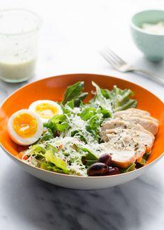 Marinated Chicken Salad