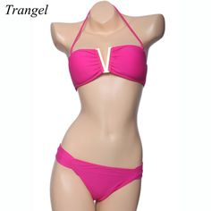 $8.00 (Buy here: https://alitems.com/g/1e8d114494ebda23ff8b16525dc3e8/?i=5&ulp=https%3A%2F%2Fwww.aliexpress.com%2Fitem%2FTrangel-Latest-Cheap-Women-Bandeau-Bikini-Sets-Sexy-Deep-V-Halter-Swimsuits-Ladies-The-Classic-Hipster%2F32775602479.html ) Trangel Latest Cheap Women Bandeau Bikini Sets Sexy Deep V Halter Swimsuits Ladies The Classic Hipster Swimwear Padded Biquini  for just $8.00