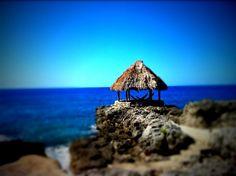 WEst End of Negril, Jamaica :: #Tiltshift
