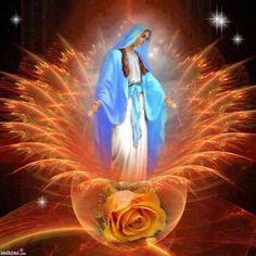 """MARÍA LA FUSIÓN DE NUESTROS CORAZONES 22 de marzo del 2014 <a href="""" title=""""Maria, la fusiÓn de nuestros corazones"""">Ir a descargar</a>  Bien amados, soy María, R…"""