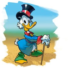 Lucia, Italy. This page is dedicated to the Disney Ducks Universe.