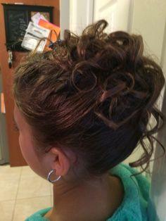 Sensational Child Updo Updos Pinterest Updo And Children Hairstyle Inspiration Daily Dogsangcom