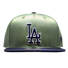 American Needle Los Angeles Dodgers Babomb Flat Brim Snapback Hat Los  Angeles Dodgers Logo 289ee6577d84