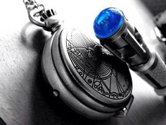 Ten's sonic and pocket watch
