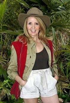 UK I'm a celebrity Jungle photo shoot Gillian McKeith