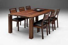 ผลการค้นหารูปภาพสำหรับ dining table design