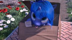 Woona of Cinema4D by TheLunaGames