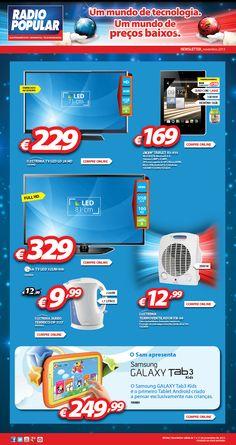 Newsletter - Um mundo de tecnologia. http://www.radiopopular.pt/newsletter/2013/106/