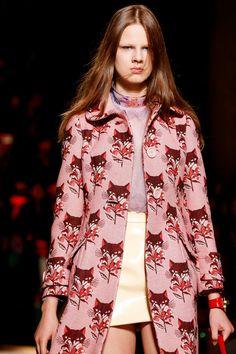 Miu Miu Spring 2014 Ready-to-Wear Fashion Show Details