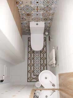 20+ Genius And Creative Design Of Small Bathroom Understairs